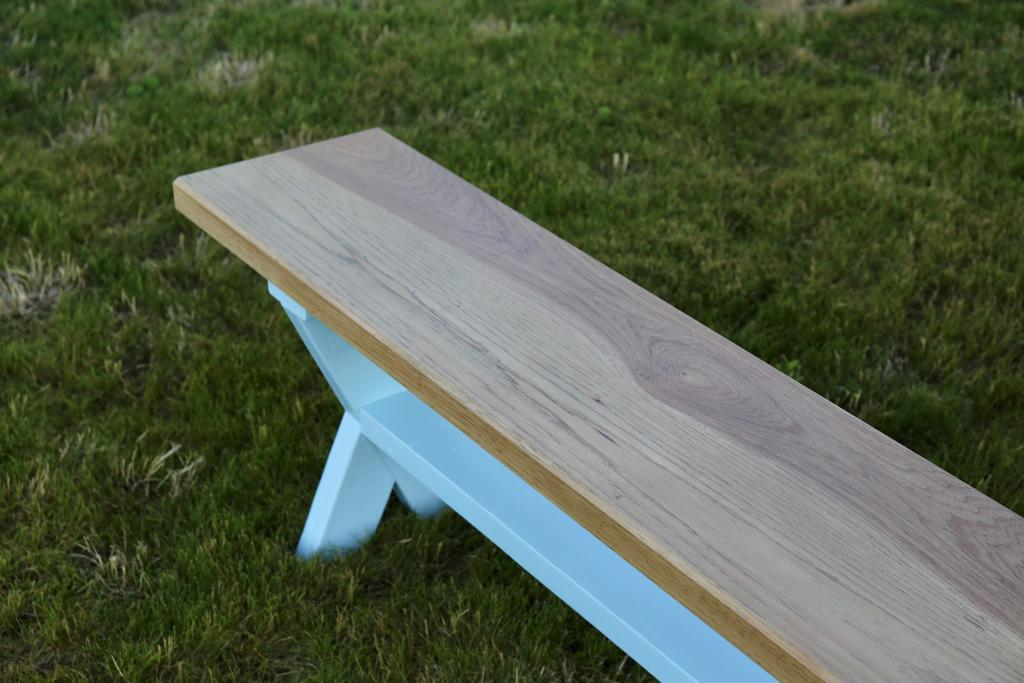 Boise Custom Dining Table Benches